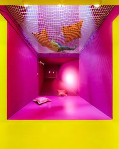 #‎Architecture in #‎Thailand - #ThinkPink by Supermachine Studio. ph Wison Tungthunya