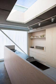 Slip House / Carl Turner Architects | AA13 – blog – Inspiration – Design – Architecture – Photographie – Art
