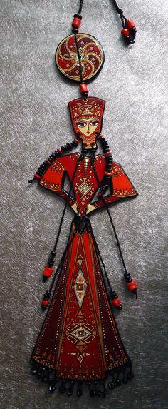 Ar-Mari Rubenian, artist-designer from Armenia