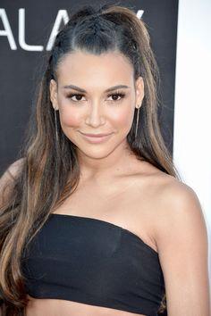 Glee Star Naya Rivera Wants a Santana Spinoff