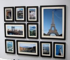 Photo Picture Collage Frame 10P