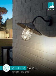 Inspirațional! Iluminatul exterior de la EGLO - alegerea ideală!