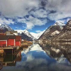 Fjærland, Sogndal, Norway