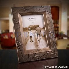 Genesis Our Story Frame Top Gifts, Best Gifts, Getting Engaged, Personalized Wedding Gifts, Engagement Gifts, Special Gifts, Anniversary Gifts, Fine Art, Frame