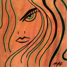 The Mistress painted 2014 by Manfred Schaefer Mistress, Original Art, Arabic Calligraphy, The Originals, Arabic Calligraphy Art