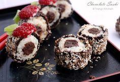 sushi de chocolate - Buscar con Google