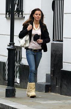 Even Kate struggled through 2007.