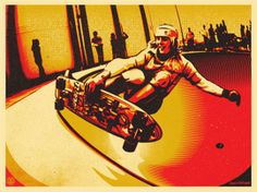 OBEY Skateboarding Galería virtual territoriotoxico.Wordpress.com