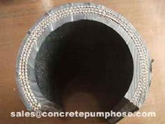 Fabric reinforced concrete pump hose can reduce the workload of workers, because its reinforcement is made from polyester cord. Types Of Concrete, Braided Hose, Concrete Projects, Reinforced Concrete, Synthetic Rubber, Cord, Pumps, Engagement Rings, Rubber Products
