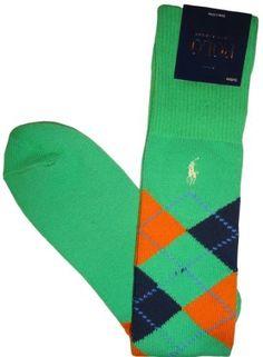 Men's Polo by Ralph Lauren Socks Green Argyle Ralph Lauren,http://www.amazon.com/dp/B009RP8PYW/ref=cm_sw_r_pi_dp_mUnlrb0PWKCX5R4X