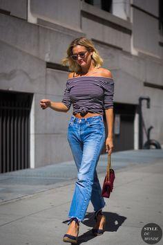Adenorah Street Style Street Fashion Streetsnaps by STYLEDUMONDE Street Style Fashion Photography