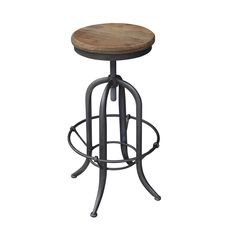 You'll love the Adjustable Height Bar Stool at Wayfair - Great Deals on all Furniture  products with Free Shipping on most stuff, even the big stuff.
