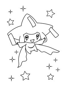 Pin by missisca Istanti on Pokemon Coloring Pages ...