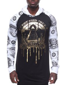 Find L/S Hoody Two Tone Money Print Men's Hoodies from SWITCH & more at DrJays. on Drjays.com