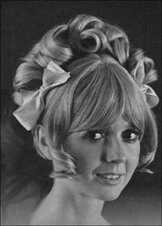 the 1960s-1969 hairstyling