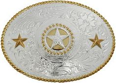 M&F Western Products Justin Star Buckle 3757044 | Cavender's