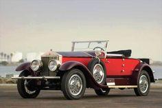 1928 Rolls-Royce Phantom  Special Roadster
