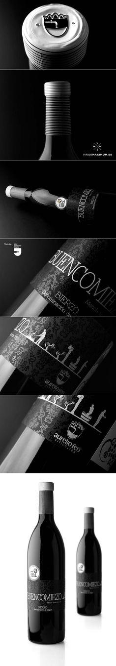 Buencomiezo 2011 Bodegas Feo - D.O. Bierzo wine spain #taninotanino #vinosmaximum