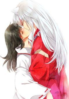 Inuyasha x Kagome Korea Casino Jeongseon Casino ‹. - Inuyasha x Kagome Korea Casino 시안 Asian Casino\ 《WWW. Anime Love, M Anime, Anime Kiss, Fanarts Anime, Awesome Anime, Me Me Me Anime, Kawaii Anime, Anime Art, Amor Inuyasha