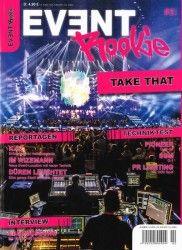 #Take_That sind wieder da! Ihre #show, ihre Bühne im #Magazin EVENT ROOKIE 2/2016