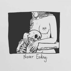 "22.6 mil Me gusta, 133 comentarios - Matt Bailey (@baileyillustration) en Instagram: ""Never Ending."""