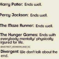 New quotes funny book maze runner Ideas Divergent Hunger Games, Hunger Games Memes, Divergent Fandom, Divergent Series, Fangirl Book, Book Fandoms, Book Nerd, Fandom Quotes, Fandom Memes