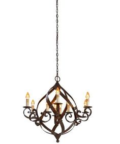 Currey and Company 9528 Grammercy 37 Inch Chandelier
