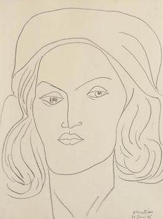 Henri Matisse (1869-1954) Noman