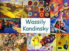 Beeldende vorming - Wassily kandinsky Wassily Kandinsky, Kids Art Class, Art For Kids, Elements Of Art Color, Kandinsky For Kids, Round Robin, Art Du Monde, Art Lessons Elementary, Art Plastique