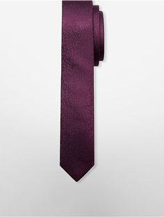 X Fit Extreme Slim Logo Scramble Tie