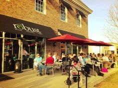 Our Top 10 Favorite Patios...Times Seven #St Louis patio restaurants