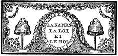 symboles de la monarchie française | La monarchie constitutionelle ou la république ?