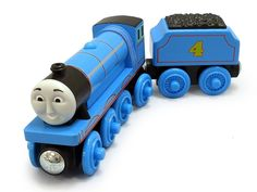 Gordon Large Wooden Railway Engine available online at http://www.babycity.co.uk/
