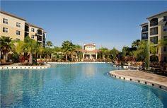 WorldQuest Pool - WorldQuest Orlando Resort