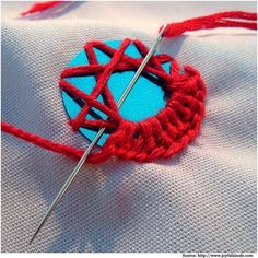 What is Embroidery | Embroidery Designs | Hand Embroidery Patterns