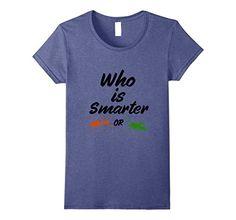 Womens WHO IS SMARTER T-SHIRT Small Heather Blue MY LIFE ... https://www.amazon.com/dp/B073VBXX82/ref=cm_sw_r_pi_dp_x_UKbzzb8S5XFNX