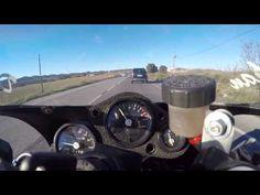 honda NSR 250 top speed (in min 10)
