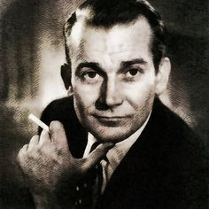 For the other actor in the Pygmalion scenes... how about Denholm Eliot.