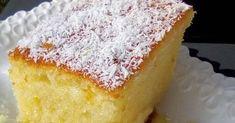 ΑΠΟ ΤΟ ΠΟΙΟ ΑΦΡΑΤΟ,ΓΕΥΣΤΙΚΟ ΥΠΕΡΟΧΟ ΣΙΡΟΠΙΑΣΤΟ ΚΕΙΚ ΚΑΡΥΔΑΣ ΠΟΥ ΘΑ ΦΤΙΑΞΕΤΕ!!!!!!!   ΣΥΝΤΑΓΗ ΥΛΙΚΑ:  6 αυγά  1,5 κούπα αλεύρι φαρίνα απ ... Sweet Recipes, Cake Recipes, Cornbread, Vanilla Cake, Food And Drink, Ethnic Recipes, Desserts, Easy, Food And Drinks
