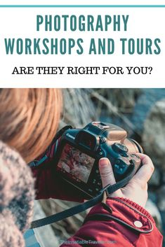 Learn the difference between workshops and tours; what to expect, and how to find a photography workshop or tour that's right for you. Shutter Speed Photography, Infrared Photography, Photography Tours, Photography Lessons, Photography Workshops, Nature Photography, Camera Shop, Experience Gifts, Famous Photographers