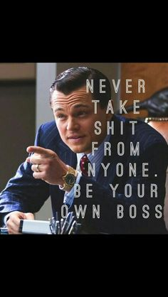 Wolf of Wall Street                                                                                                                                                                                 More