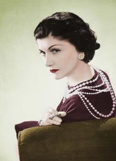 """I don't care what you think about me.  I don't think about you at all."" ~ Gabrielle Bonheur ""Coco"" Chanel"