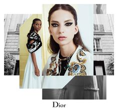 Dior couture Autumn-Winter 2016-17 fashion show.