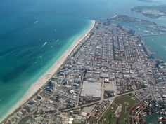 I remember this view flying into Miami Florida...it's absolutely gorgeous!