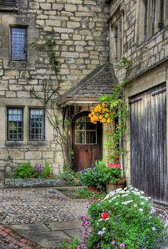 Painswick, Gloucestershire, England by  Bradley Shawn Rabon.