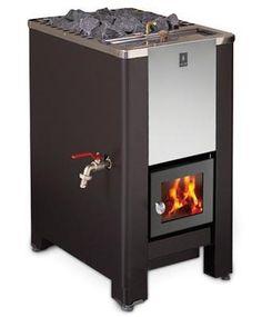 Superior Saunas: Sauna Heater - 18PK ES With Water Tank