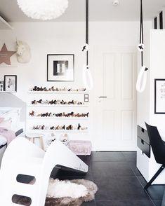 #Kinderzimmer für 2 - #Mädchen #Zimmer #Girlsroom - #Stuva - #Ikea - #Lillagunga - #Jupiduu - #Einhorn #monochrome