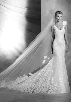 Atelier Pronovias VIVI Wedding Dress - The Knot