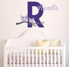 FH302 Para personalizar con su nombre el cuarto de tu niña!