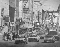 Historic Photos Baltimore 1870 1950 | The site of the old York Theatre , as long as I can remember, an empty ...